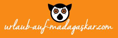 Urlaub auf Madagaskar Logo