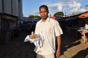 Mineralienmarkt Antsirabe