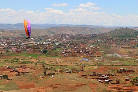 Airsthetik Flugreise Madagaskar