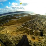 Gleitschirmfliegen-Paragliding