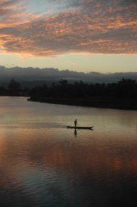 Sonnenuntergang Madagaskar