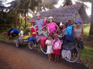 Familienreise durch Madagaskar