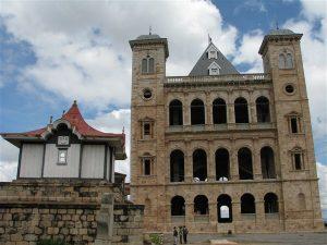 Der Manjakamiadana-Palast