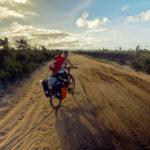 Fahrradtour mit Begleitfahrzeug