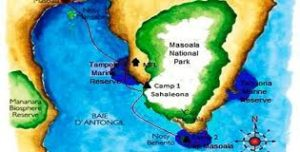 Masoala Forest Karte