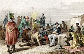 Reunion esclaves Zanzibar