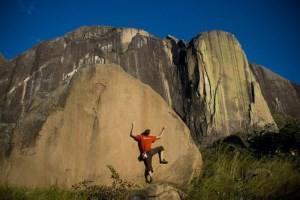 Tsaranoro Klettern