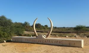 Wendekreis des Steinbocks auf Madagaskar