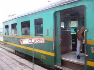 Zug nach Manakara