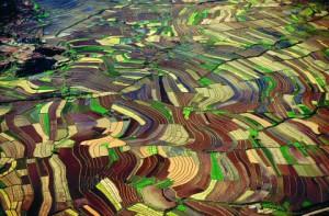 Luftaufnahme Madagaskar
