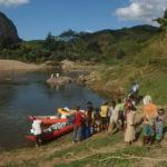 Kanoe Flussfahrt auf dem Faraony