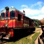 Zugfahrt nach Manakara