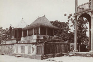 Rova in Ambohimanga