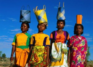 Leben auf Madagaskar