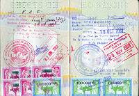 Visum für Madagaskar