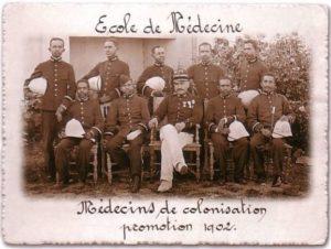 Medizin Fachschule 1902