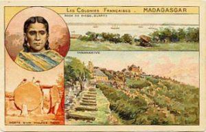 Geld Kolonialzeit in Madagaskar