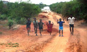 Piste im Osten von Madagaskar