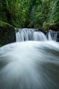 Ranomafana Wasserfall