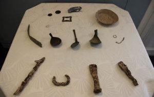 Tromelin Archälogische Funde