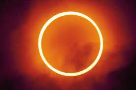 Ringförmige Sonnenfinsternis