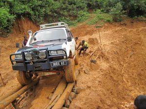 Extrempiste Madagaskar