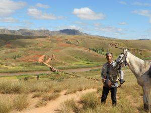 Reiten in Madagaskar