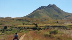 Ampefy reiten auf Madagaskar