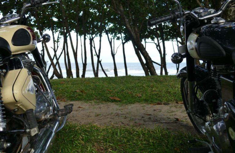 Motorrad-Tour in Madagaskar