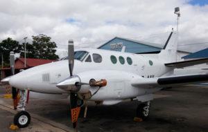 Der Privatflieger ist auf Madagaskar Gold wert