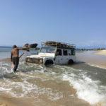 Meer und Land Rover