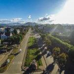 Avenue de l'indépandance-Antsirabe