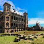 Die Paläste des Rova Manjakamiadana in Antananarivo