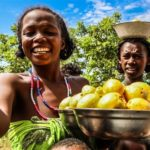 Moramanga-dort wo die Mangos billig sind
