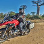 Madagaskar auf einem Motorrad entdecken