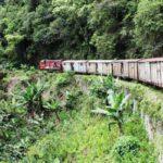 Der Zug von Fianarantsoa nach Manakara