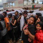 Famadihana-Bestattungsriten aus Madagaskar