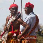 Fitampoha-ohne die dynastischen Reliquien von König Toera