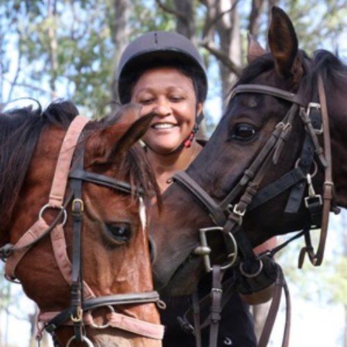 Pferde & Reiter auf Madagaskar