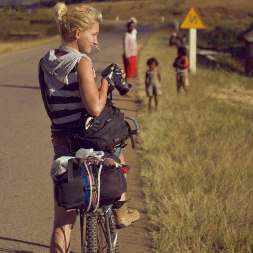 Klara Harden Fahrrad