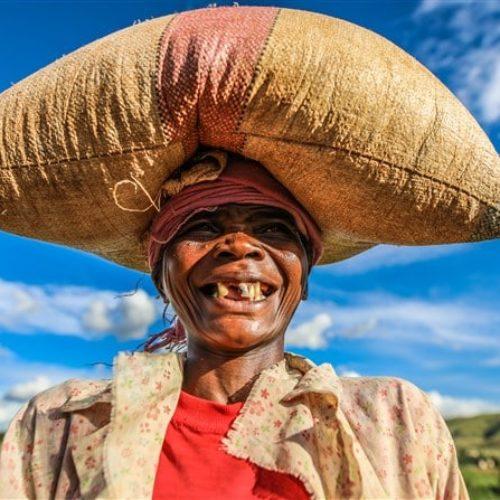Landleben auf Madagaskar